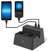 Устройства для зарядки Ваших гаджетов - сетевые USB разветвители DF
